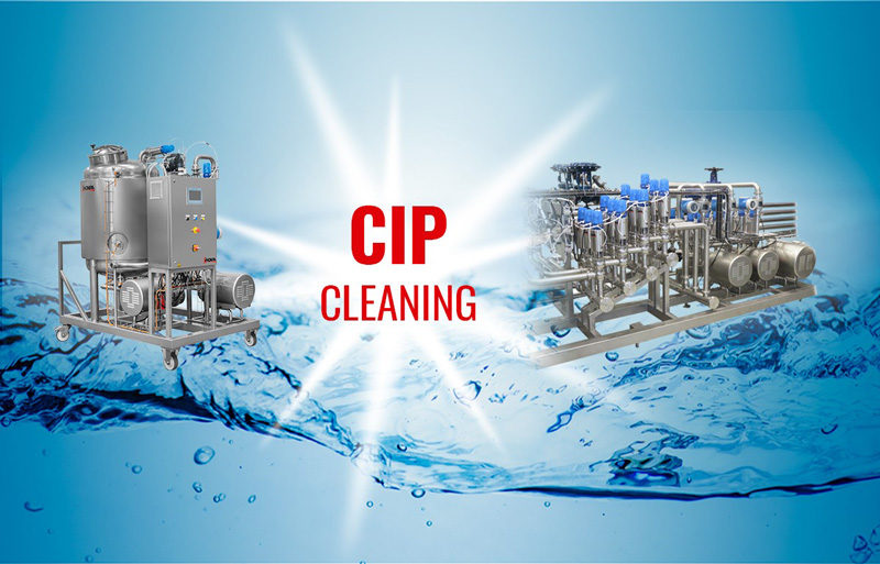 INOXPA的CIP设备:更好的清洗过程控制和效率