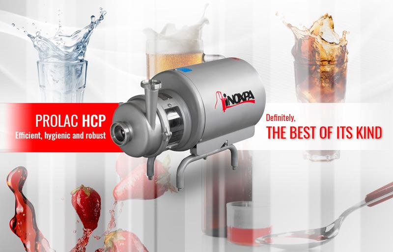 PROLAC HCP - 最好的离心泵