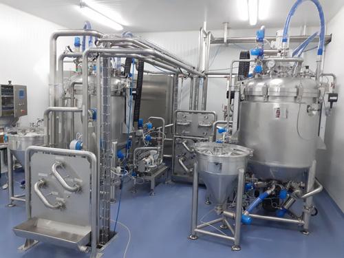 一种新型果冻、布丁和慕斯生产过程