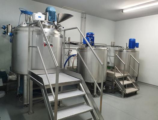 制备水醇凝胶的设备