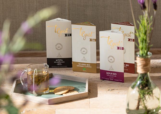 生产冲剂、茶和速溶饮品